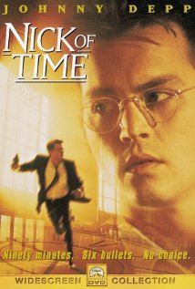 Nick of Time 1995 poster