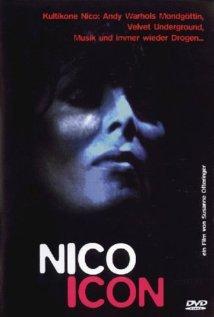 Nico Icon 1995 poster