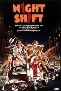 Night Shift (1982) cover