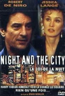 Night and the City 1992 poster