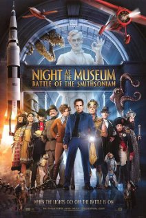 Night at the Museum: Battle of the Smithsonian 2009 poster