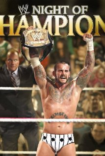 Night of Champions (2012) cover