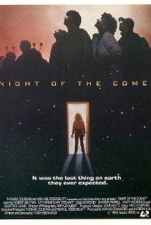 Night of the Comet (1984) cover