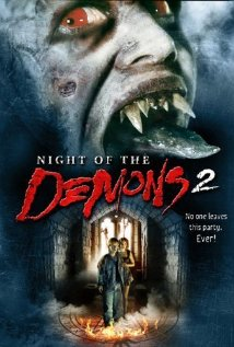 Night of the Demons 2 (1994) cover
