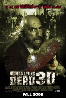 Night of the Living Dead 3D (2006) cover