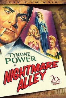 Nightmare Alley (1947) cover