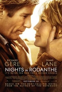 Nights in Rodanthe (2008) cover
