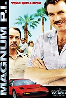 Magnum, P.I. (1980) cover