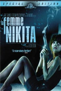 Nikita (1990) cover