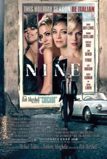 Nine (2009) cover