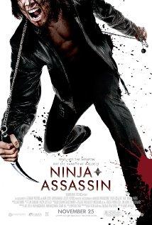 Ninja Assassin (2009) cover