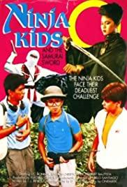Ninja Kids (1986) cover