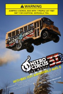 Nitro Circus: The Movie 2012 poster