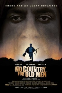 No Country for Old Men (2007) cover