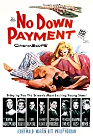 No Down Payment (1957) cover
