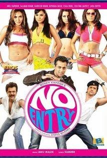 No Entry (2005) cover