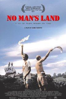 No Man's Land (2001) cover