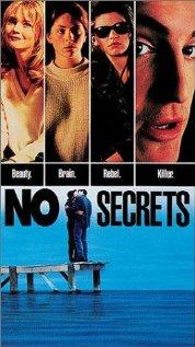 No Secrets (1991) cover