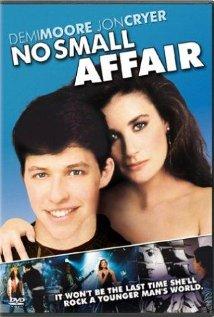 No Small Affair (1984) cover