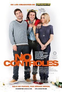 No controles (2010) cover