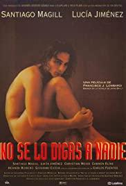 No se lo digas a nadie (1998) cover