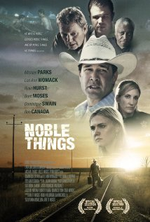 Noble Things (2008) cover