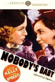 Nobody's Baby (1937) cover