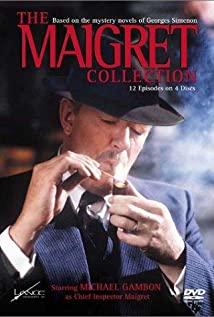 Maigret (1992) cover