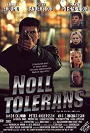 Noll tolerans (1999) cover