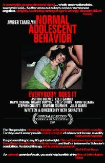 Normal Adolescent Behavior (2007) cover