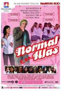 Normal con alas (2007) cover