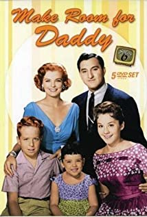 Make Room for Daddy 1953 poster