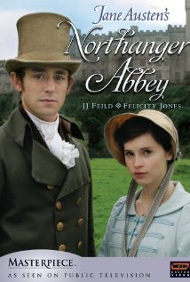 Northanger Abbey 2007 poster