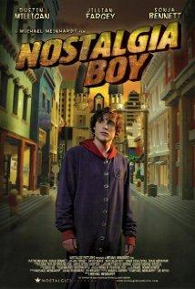 Nostalgia Boy (2006) cover
