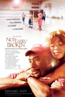 Not Easily Broken (2009) cover