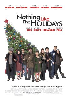 Nothing Like the Holidays (2008) cover