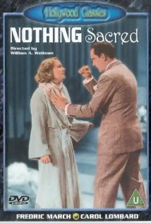 Nothing Sacred (1937) cover