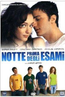 Notte prima degli esami (2006) cover