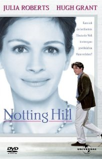 Notting Hill 1999 poster