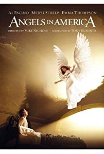 Angels in America (2003) cover