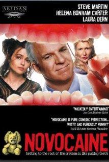 Novocaine (2001) cover