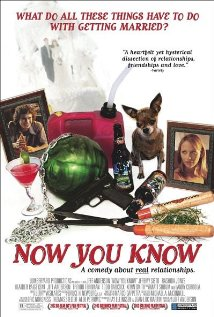 Now You Know (2002) cover