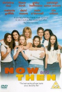 Now and Then 1995 poster