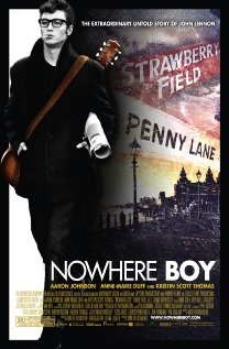 Nowhere Boy (2009) cover