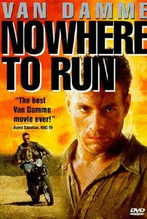 Nowhere to Run (1993) cover