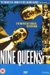 Nueve reinas (2000) cover