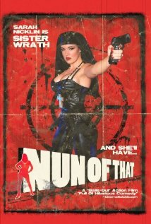 Nun of That 2009 poster