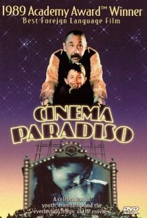 Nuovo Cinema Paradiso (1988) cover