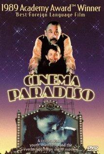 Nuovo Cinema Paradiso 1988 poster