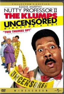 Nutty Professor II: The Klumps (2000) cover